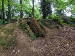 WW2 Bunkers in Wiltshire