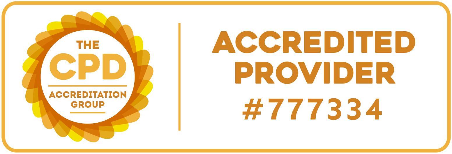 CPD Addredited Provider